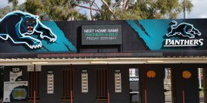 Penrith Panthers NRL Club, Sporting Bet Stadium in Penrith